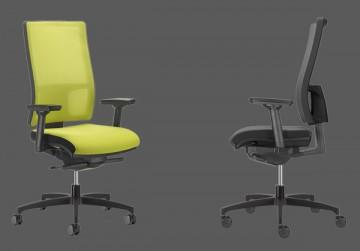 Náš TIP - kancelářská židle Mesh Line